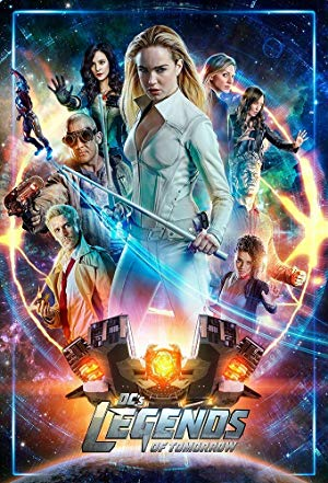 Dc's Legends Of Tomorrow: Season 5