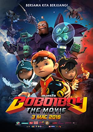 Boboiboy: The Movie