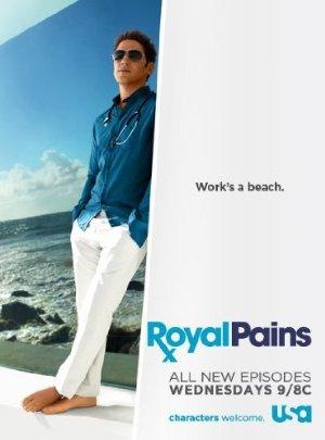 Royal Pains: Season 8