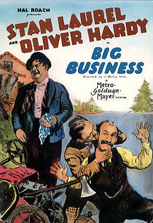 Big Business 1929
