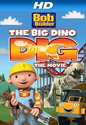 Bob The Builder: Big Dino Dig