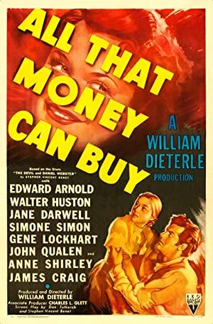 The Devil And Daniel Webster 1941