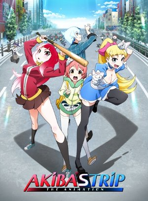 Akiba's Trip The Animation (sub)