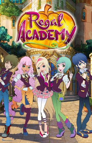Regal Academy: Season 1