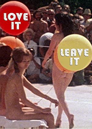 Love It, Leave It