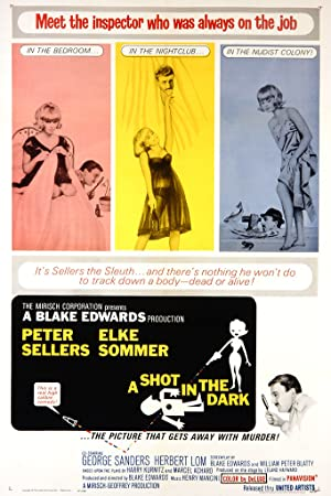 A Shot In The Dark 1964