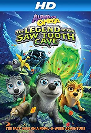 Alpha And Omega 4: The Legend Of The Saw Toothed Cave