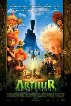 Arthur And The Invisibles 2