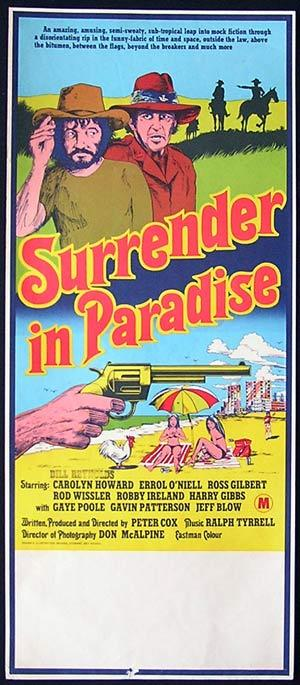 Surrender In Paradise