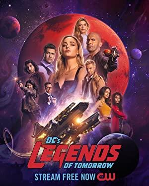 Legends Of Tomorrow: Season 7