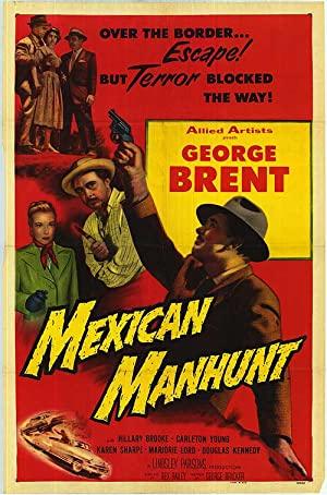 Mexican Manhunt
