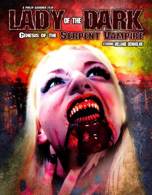 Lady Of The Dark: Genesis Of The Serpent Vampire