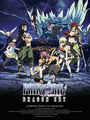 Fairy Tail: Movie 2 Dragon Cry (dub)