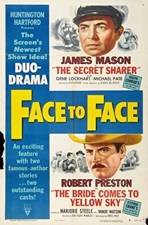 Face To Face 1952