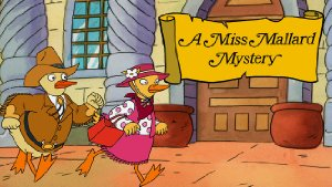 A Miss Mallard Mystery