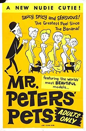 Mr. Peters' Pets