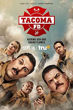 Tacoma Fd: Season 1