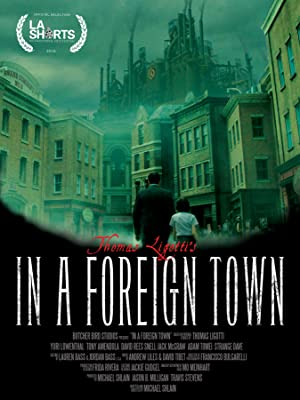 In A Foreign Town