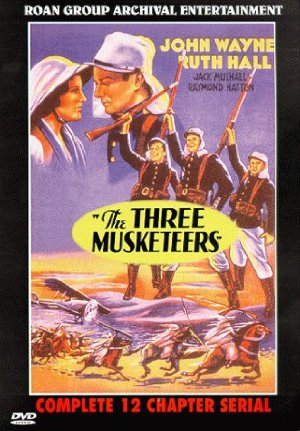 The Three Musketeers (1933)