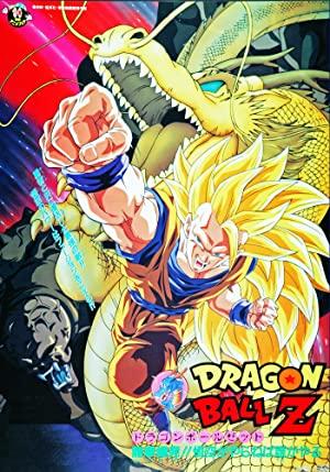 Dragon Ball Z Movie 13: Wrath Of The Dragon (dub)