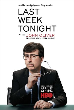 Last Week Tonight With John Oliver: Season 3