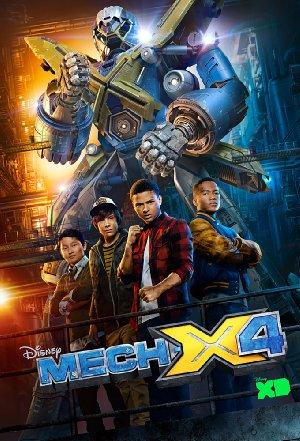Mech-x4: Season 1