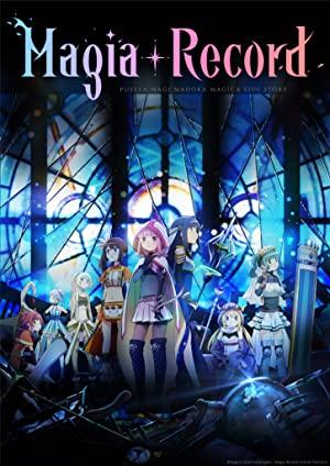 Magia Record Mahou Shoujo Madoka Magica Gaiden (sub)