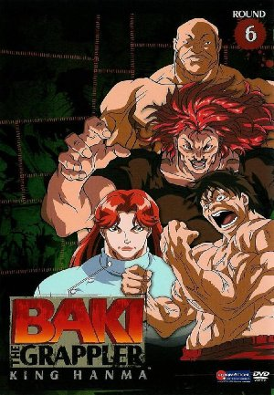Baki The Grappler (sub)