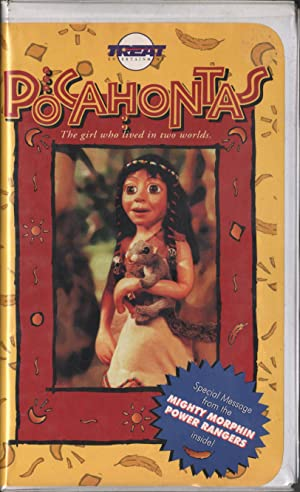 Pocahontas: The Girl Who Lived In Two Worlds