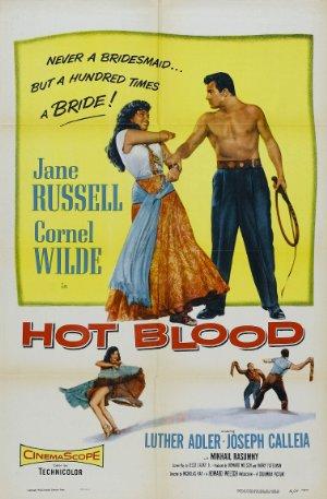 Hot Blood 1956