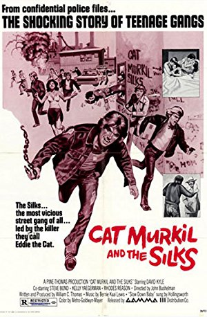 Cat Murkil And The Silks