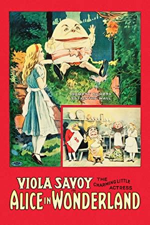 Alice In Wonderland 1915