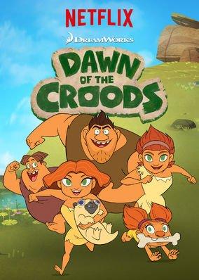 Dawn Of The Croods: Season 4