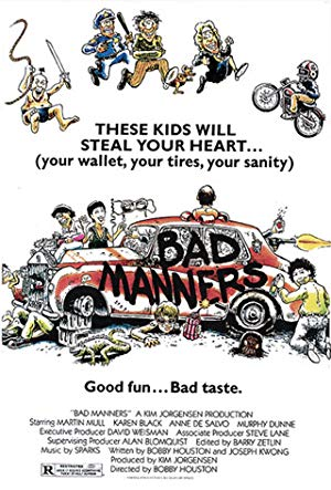 Bad Manners 1984