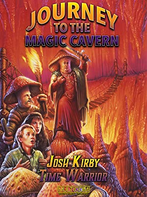 Josh Kirby: Time Warrior! Chap. 5: Journey To The Magic Cavern