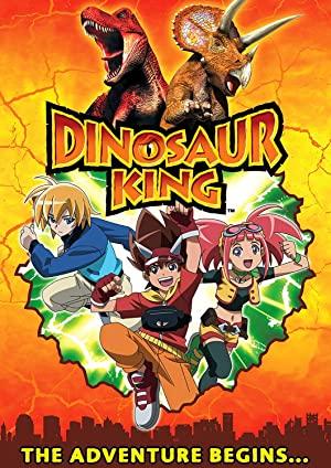 Dinosaur King D-kids Adventure Pterosaur Legend