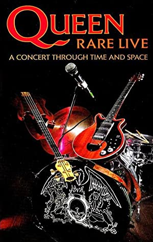 Queen: Rare Live - A Concert Through Time And Space