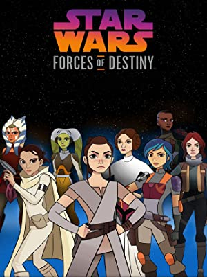 Star Wars: Forces Of Destiny: Season 1