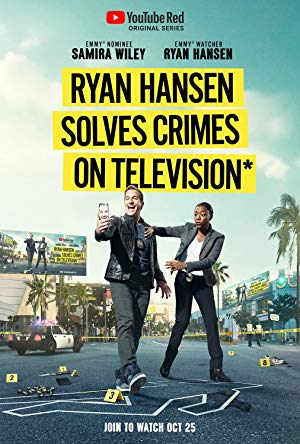 Ryan Hansen Solves Crimes On Television: Season 2