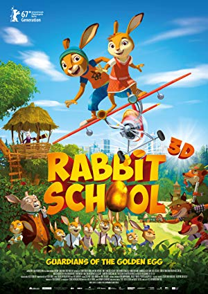 Rabbit School - Guardians Of The Golden Egg