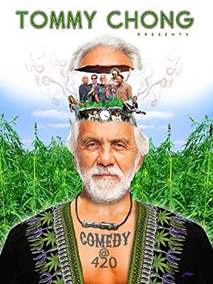 Tommy Chong Presents Comedy At 420