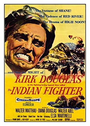 The Indian Fighter 1956