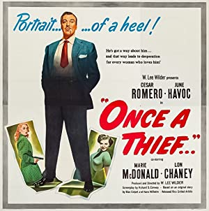 Once A Thief 1950