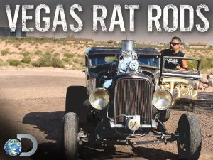 Vegas Rat Rods: Season 3