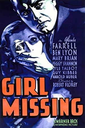 Girl Missing 1933