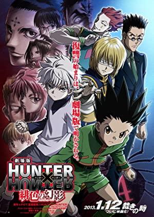 Hunter X Hunter: Phantom Rouge (dub)