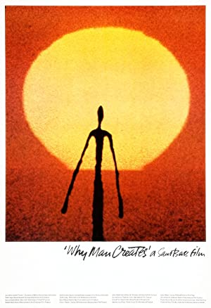 Why Man Creates