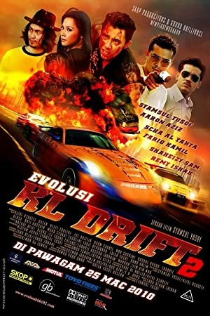 Evolusi: Kl Drift 2