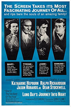 Long Day's Journey Into Night 1962