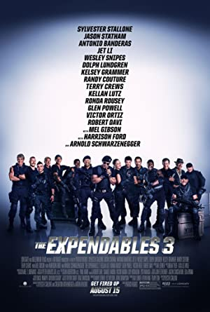 The Expendables 3: The Total Action Package